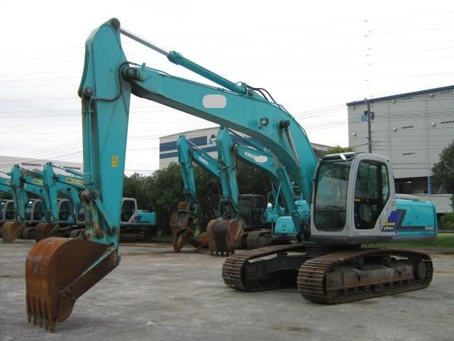 used_crawler_excavator_kobelco_SK200_6E