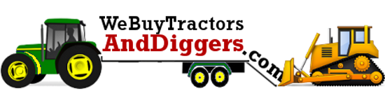 We Buy Any Tractor Or Digger